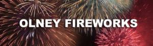 Olney Fireworks