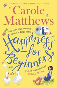 Book cover - Happiness for Beginners